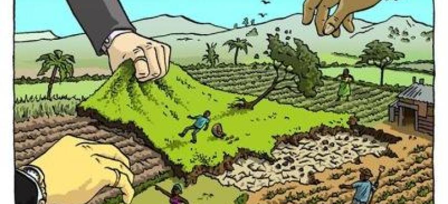 Η άμεση σύνδεση της κατανάλωσης ζωικών τροφών με την περιβαλλοντική υποβάθμιση, την αδικία και ανισότητα στον πλανήτη.
